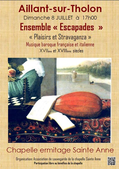 Concert Ensemble 'Escapades'